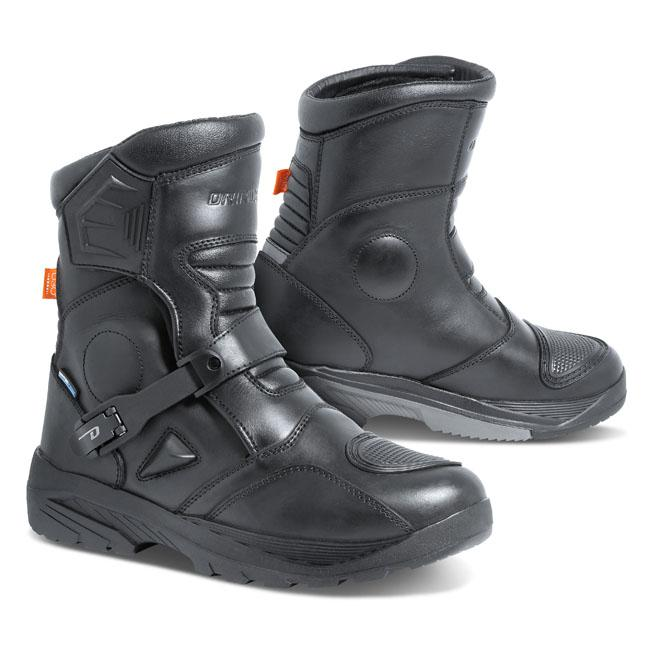 DRIRIDER ADVENTURE BOOT - C2 BLACK AMX - Image 1