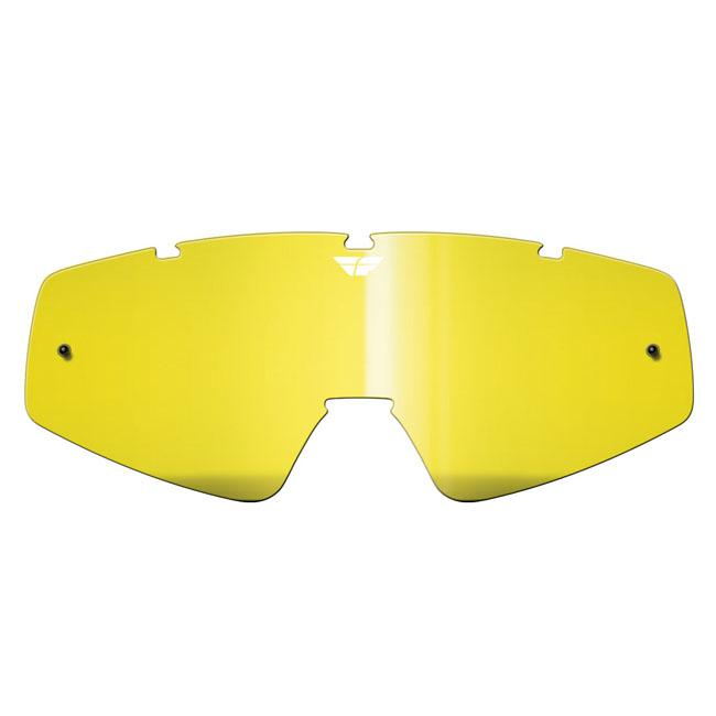 Fly Zone & Focus Replacement Lens Yellow AMX - Image 1
