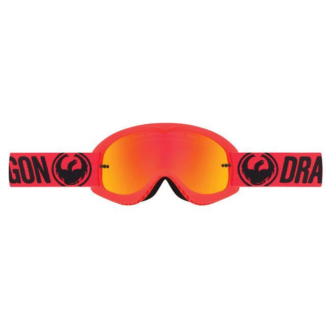 Dragon Goggle Mdx Yth Break Red Ionized AMX - Image 1