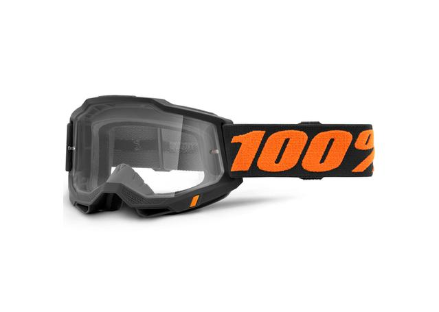 100% Accuri2 Goggle Chicago Clear Lens AMX - Image 1