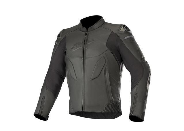 Alpinestars Caliber Leather Jacket AMX - Image 1
