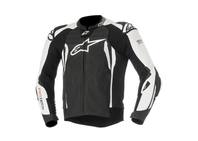 Alpinestars Gp Tech V2 Tech Air Lthr Jkt AMX - Image 1