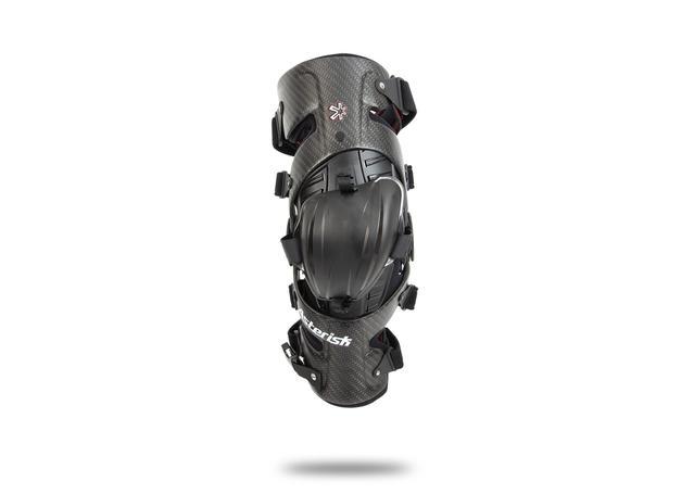Asterisk Knee Brace Carbon Cell AMX - Image 1