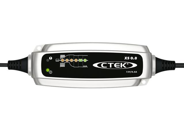 CTEK XS 0.8 (12V 800mA) Battery Charger AMX - Image 1