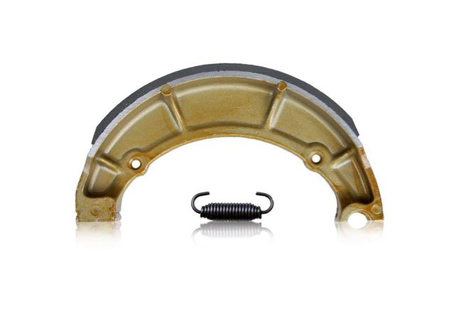 EBC S602 Brake Shoe Set (8600923) for Kawasaki/PGO/Suzuki AMX - Image 1
