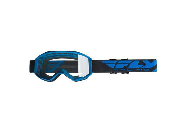 Fly Focus Youth Blue - Clear Lens AMX - Image 1