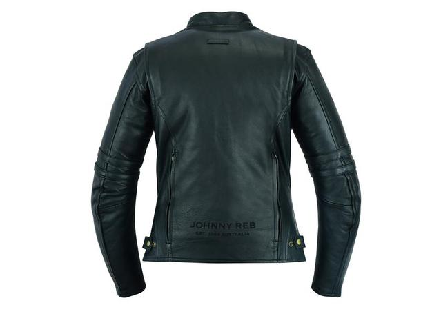 Johnny Reb Hawkebury Leather Jacket AMX - Image 2