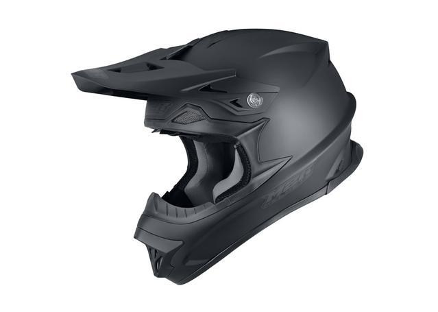 M2R Exo Helmet Matt Black AMX - Image 1