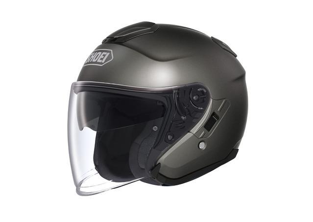 Shoei J-Cruise Helmet Anthracite AMX - Image 1