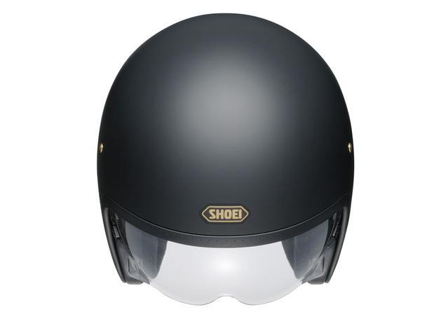 Shoei J.O Helmet Matt Black AMX - Image 2