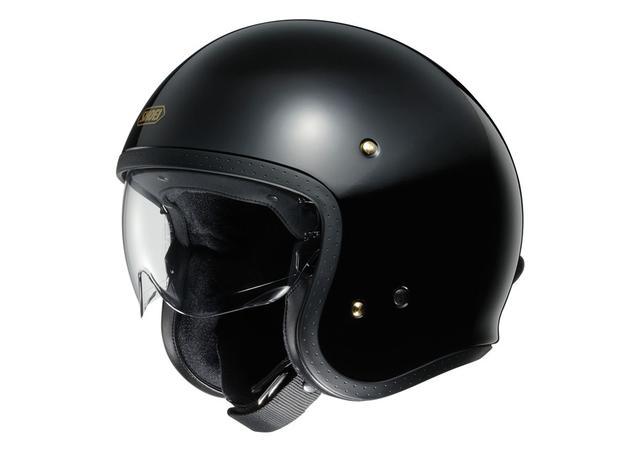 Shoei J.O Helmet Black AMX - Image 1
