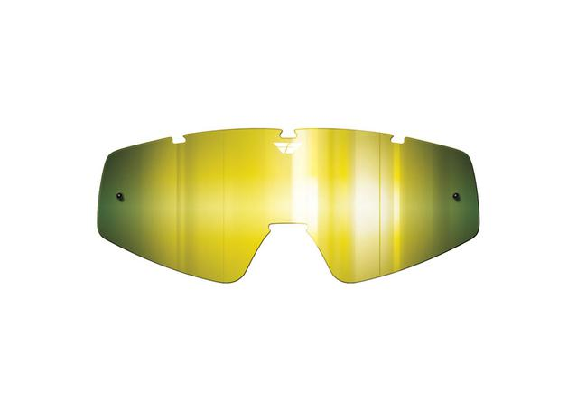 Fly Zone & Focus Replacement Lens Gold Mirror AMX - Image 1