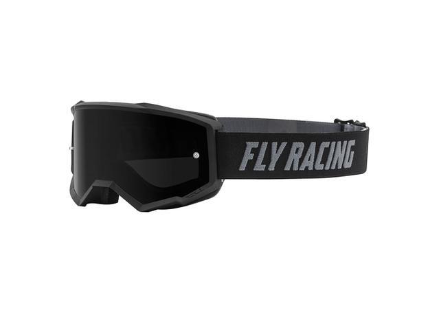 Fly Zone Black Black youth AMX - Image 1