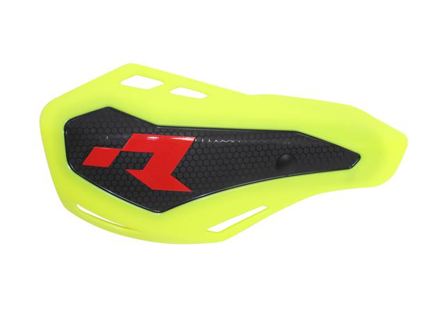 Rtech Neon Yellow HP1 Handguards - Includes Mounting Kit - Universal AMX - Image 1