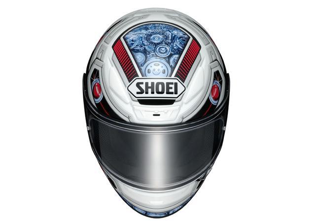 Shoei NXR Helmet Trooper TC-10 AMX - Image 3