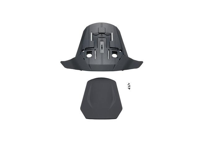 Shoei Neotec II Upper Air Int Matt Black AMX - Image 1