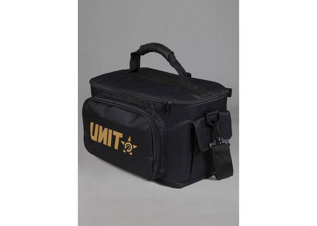 UNIT FASTRACK COOLER BAG BLACK AMX - Image 1