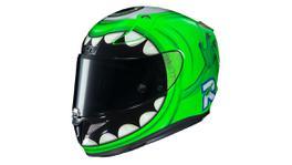 HJC Rpha-11 Helmet Mike Wazowski Disney MC-4