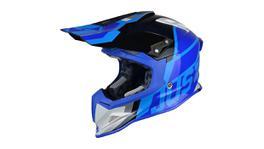 Just1 J12 Unit Helmet White Blue