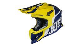 Just1 J12 Helmet Unit Blue Yellow
