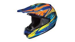 HJC CS-MX Helmet Shattered MC-23