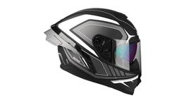 Lazer Rafale SR Helmet Hexa Black White Matt