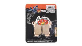 Moto-Master Nitro Sport Rear Brake Pads GAS/HUSA/HUSQ/KTM/SHER/SWM (MM - 094422)