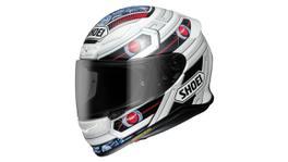 Shoei NXR Helmet Trooper TC-10